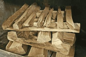 LORFLAM XP bois de chauffage allumage top down chêne sec