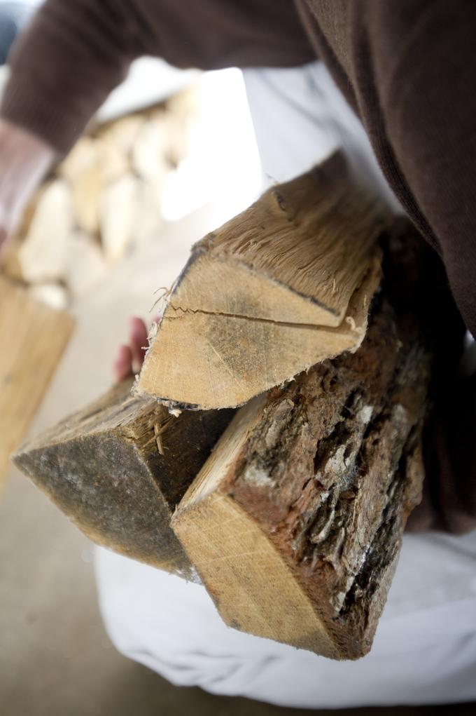 LORFLAM bois de chauffage bûche pour foyers et insert