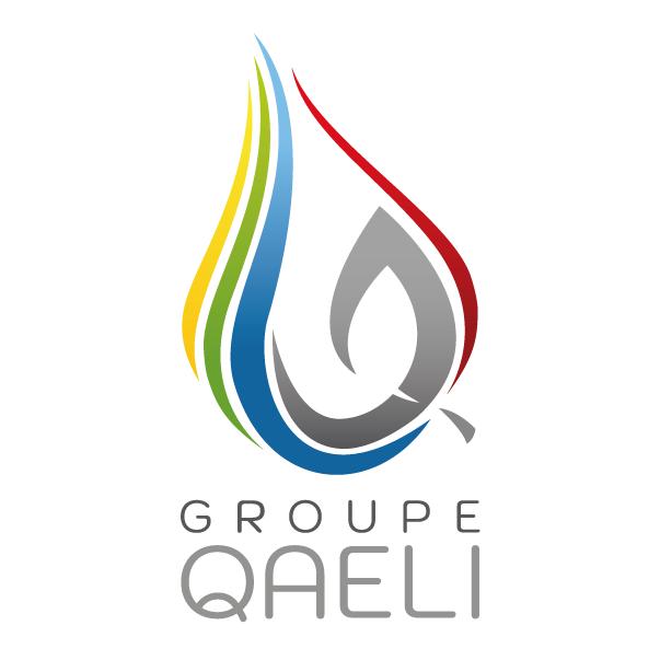 Logo Groupe QAELI économie d'énergie chauffage