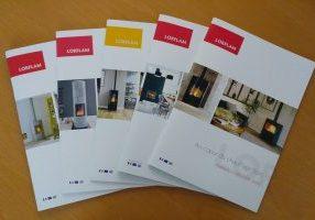 Catalogues collection poêles et inserts à bois et granulés LORFLAM 2020