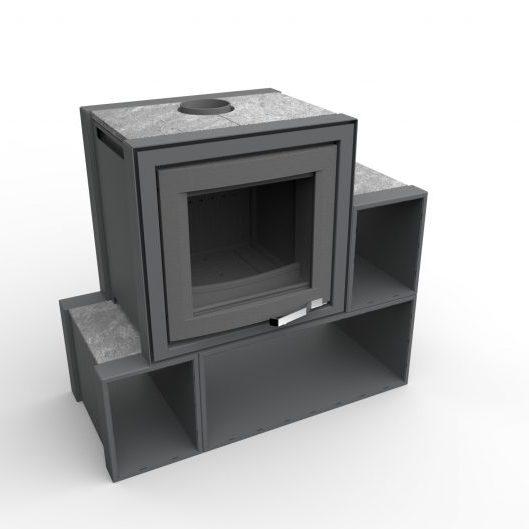 LORFLAM-XP54-BOX MODUL'air-CUBE