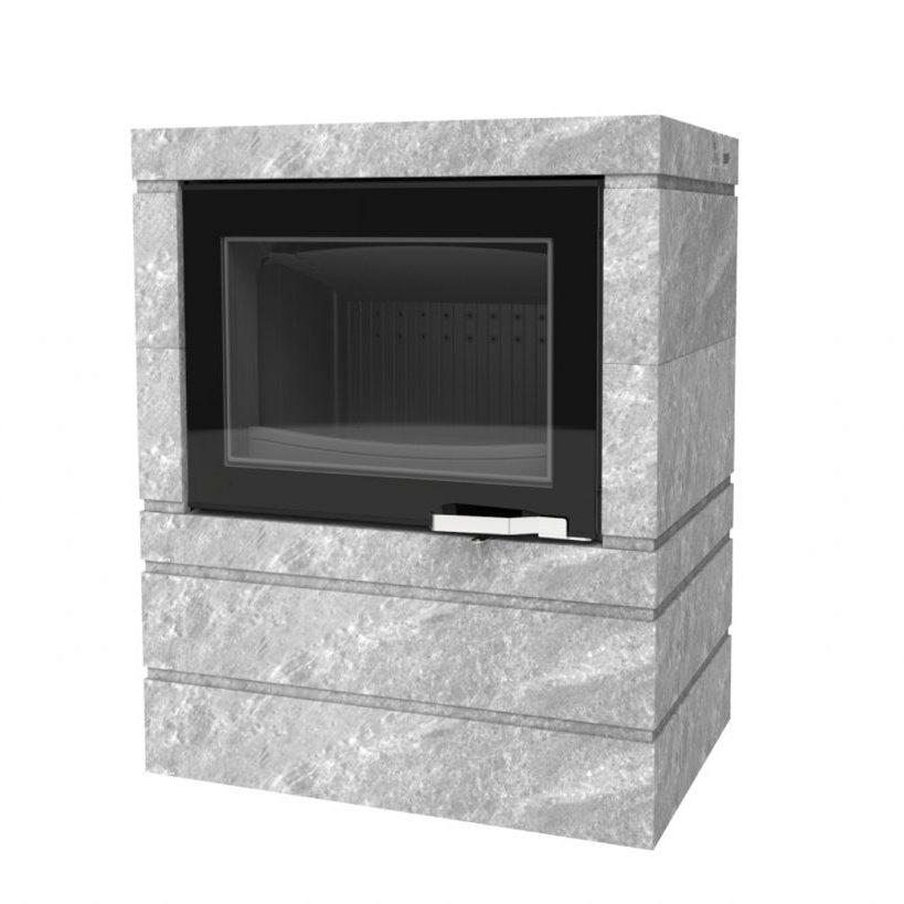 XP68 Box ollaire LORFLAM 2 ceintures accumulation