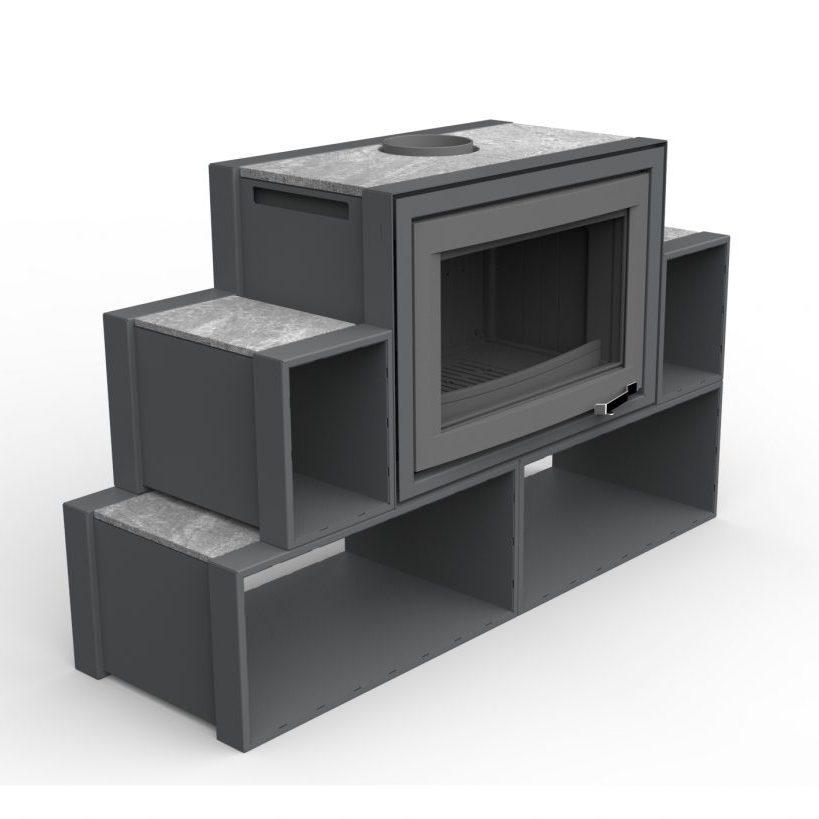 LORFLAM-XP78-BOX-MODUL'airCUBE